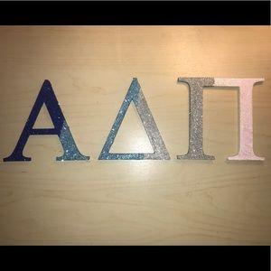ADPi letters
